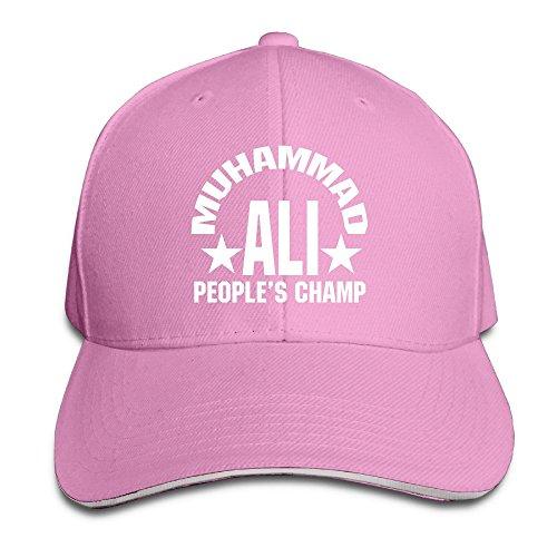 Price comparison product image MaNeg Muhammad Ali Sandwich Peaked Hat & Cap
