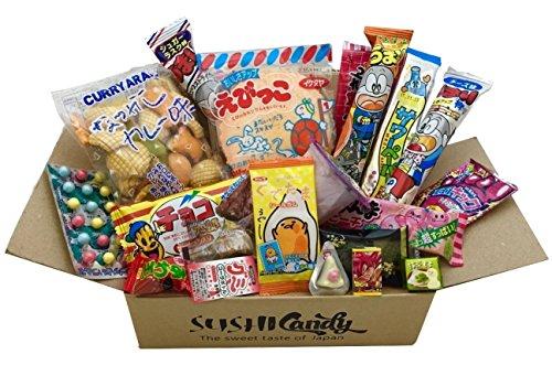 Japanische Süßigkeit Geschenke 20 pcs DAGASHI set süss Sortiment japanische Lebensmittel