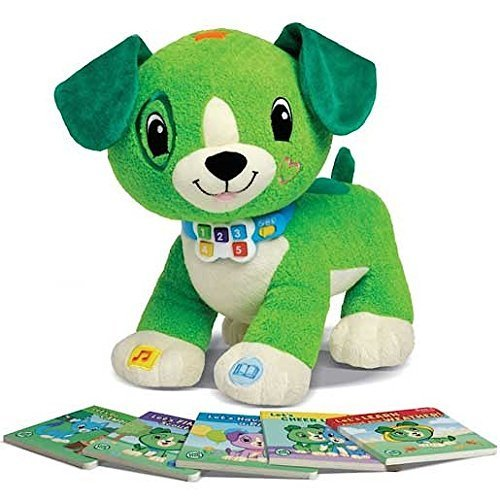 LeapFrog Read with Me Scout Soft Toy by LeapFrog