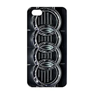 Wish-Store Audi Car logo (3D)Phone Case for iPhone 5s