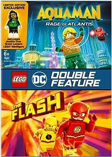 Amazoncom Lego Dc Super Heroes The Flash Bd Blu Ray Brandon