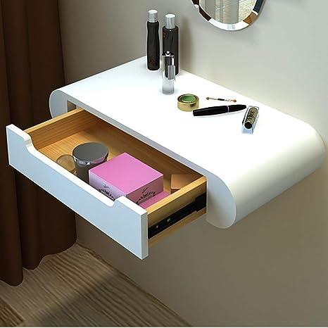 LTJTVFXQ-shelf Estante de Pared Flotante de Color Blanco con ...
