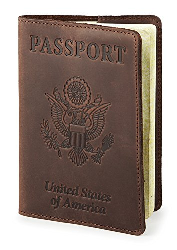 The 8 best passport holders leather