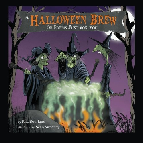 A Halloween Brew of Poems Just For You -
