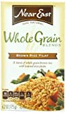 Near East Whole Grain Blends, Brown Rice Pilaf, 6.17oz (Pack of 2)