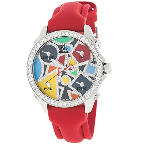 jacob-co-jcm115da-five-time-zone-diamonds-steel-quartz-unisex-watch