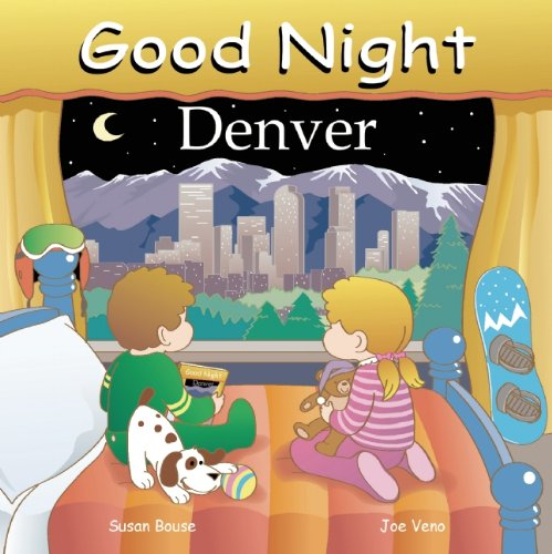 Good Night Denver (Good Night Our - In Denver Downtown Malls