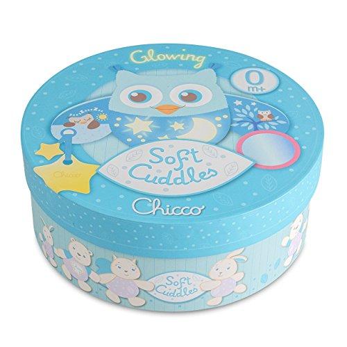Chicco Painel Coruja Soft Cuddles, Azul