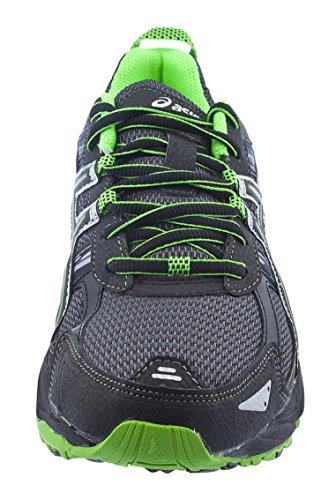 ASICS Men's GEL Venture 5 Running Shoe Castle Rock/Black/Green choice cheap online clearance wiki outlet store locations QQ1hQ5jy