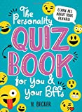 img - for The Personality Quiz Book for You and Your BFFs: Learn all about your friends! book / textbook / text book
