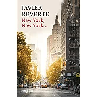 New York, New York book jacket