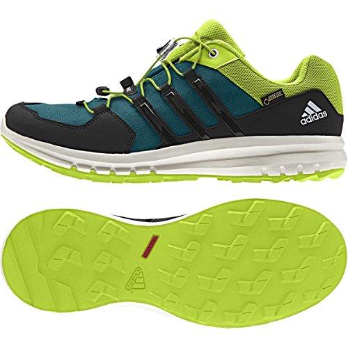 Chaussures De Sport Femme Adidas Outdoor Duramo X Gtx Vertes 8.5 M