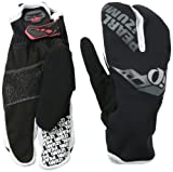 Pearl Izumi Men's Pro Softshell Lobster Glove, X-Small, Black