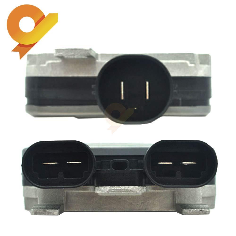 per Land Rover Freelander 2//LR2 Volvo V70 S60 S80 XC70 XC60 940004202 940.0042.02 Fincos Modulo di controllo ventola di raffreddamento per radiatore