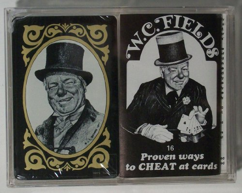 WC Fields: 16 Proven Ways to Cheat at Cards