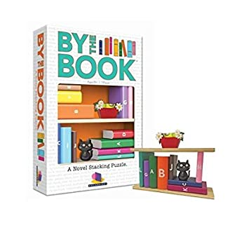 Image result for by the book stacking puzzle