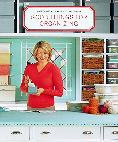 Good Things for Organizing (Good Things with Martha Stewart Living)]()