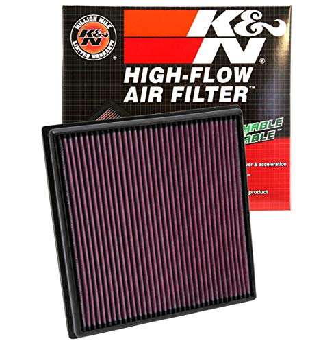 K&N engine air filter, washable and reusable:  2009-2019 Opel/Holden/Vauxhall/Buick/Chevy (Cascada, Zafira Tourer, Astra J, Astra MK6, Astra PJ, Verano, Cruze, Orlando) 33-2966