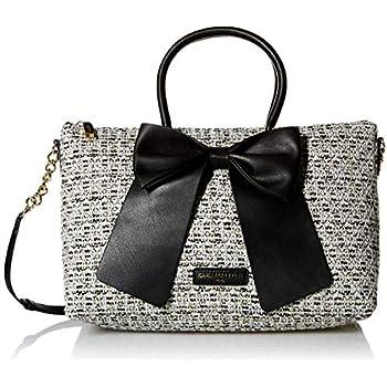 Amazon.com: Karl Lagerfeld Paris Kris - Lazo de piel ...