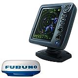 "Furuno 1815 8.4"" Color Lcd 19"" 4kw Radar W/ 10m"