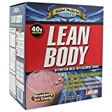 Labrada Nutrition Lean Body Strawberry Ice Cream