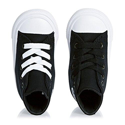 converse INFANT CTAS II HI Black/White/Navy