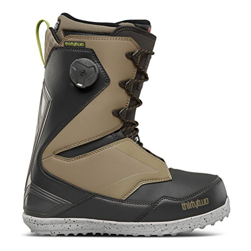 - Thirty Two Session Snowboard Boot 2018 - Men's Black/Tan 11.5