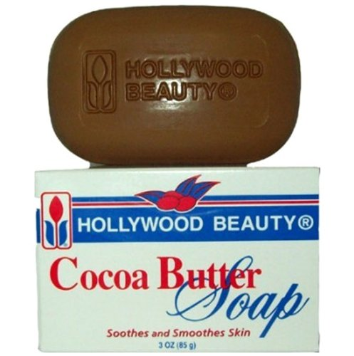 (Hollywood Beauty Cocoa Butter Soap 3Oz)