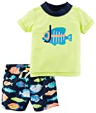 Carter%27s Baby Boys Rashguard Set