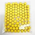 抽選玉(100入)【黄色】w-2704-a 販促の小槌