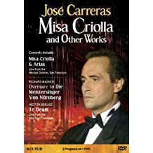 JOSE CARRERAS - MISA CRIOLLA AND OTHER