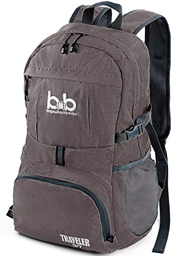 Foldable Backpack – Travel Backpack – Water Resistant Hiking Daypack – Air Traveling Carry on Backpack – School Kids Backpack - Foldable Daypack – Urban Small Backpack for Man and Woman