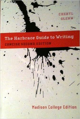 Amazon. Com: multimedia ebook for concise for glenn's the harbrace.