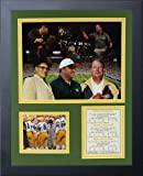 Legends Never Die Green Bay Packers Coaches Framed Photo Collage, 11x14-Inch