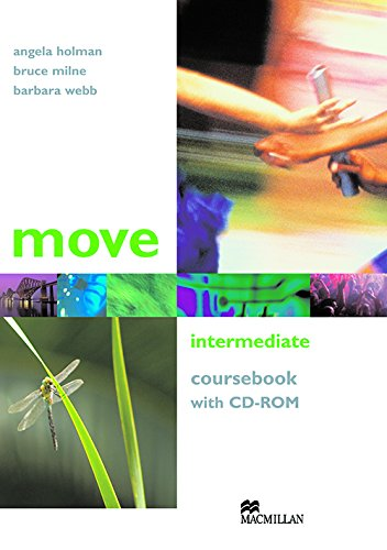 Move Intermediate Student's Book Pack: Coursebook with CD-ROM