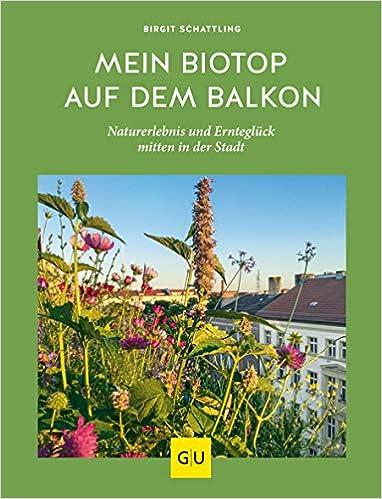 Buch: Mein Biotop auf dem Balkon