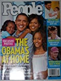 People Magazine August 4, 2008 Michelle & Barack Obama The Obamas at Home, Pregnant Man's Baby Girl, Jennifer Garner Four Months Pregnant, Patrick Swayze I'm a Miracle