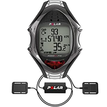 Amazon com: Polar Equine RS800CX N GEN Heart Rate Monitor