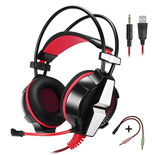 Great Sound ...we prefer to use this headset for PC Games instead of Xbox