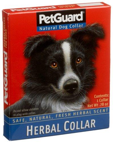 Petguard Dog Cat Food - PetGuard Herbal Dog Collar (Pack of 6)