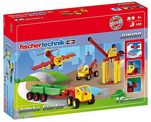 fischertechnik JUNIOR Jumbo Starter, Konstruktionsbaukasten - 511930