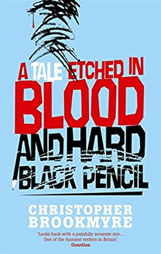 book cover of A Tale Etched in Blood and Hard Black Pencil