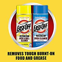 Easy-Off Fume Free Oven Cleaner - removes grease