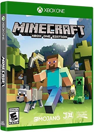 Amazon Com Minecraft Xbox One Microsoft Video Games