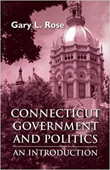 Book Connecticut Government and Politics