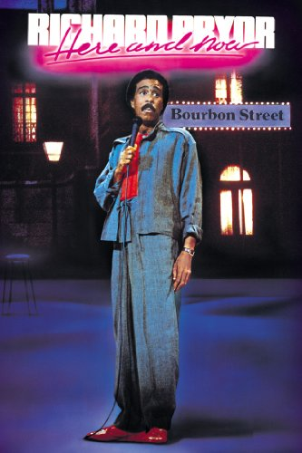 Richard Pryor Here And Now