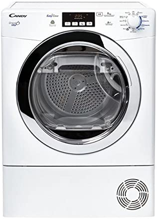Candy GVH D913A2-S Independiente Carga frontal 9kg A++ Blanco ...