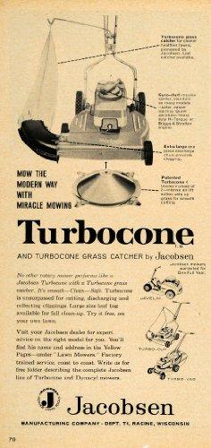 jacobsen mower vintage for sale only 4 left at 60. Black Bedroom Furniture Sets. Home Design Ideas