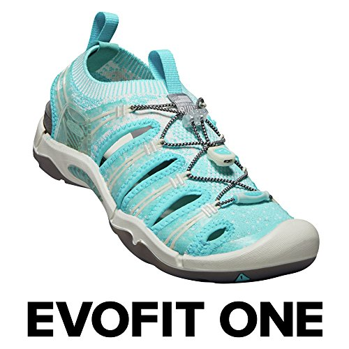 huge surprise for sale KEEN Women's EVOFIT ONE Water Sandal for Outdoor Adventures Light Blue outlet pay with paypal buy for sale clearance factory outlet outlet recommend oRZfr