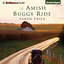 An Amish Buggy Ride Audiobook by Sarah Price Narrated by Amy McFadden